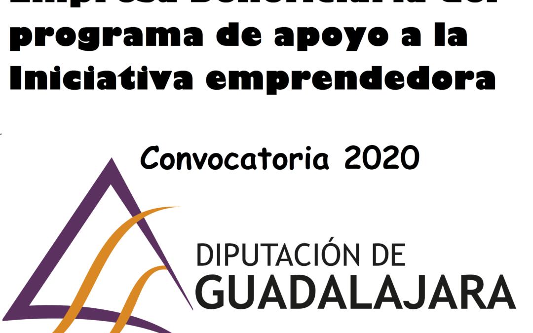 EMPRESA BENEFICIARIA DEL PROGRAMA DE APOYO A LA INICATIVA EMPRENDEDORA 2020